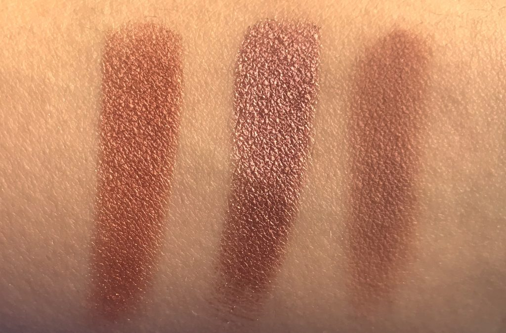 UD Naked Heat | Dirty talk, Scorched & Cayenne