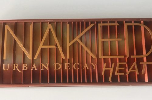 Urban Decay | Naked Heat Palette