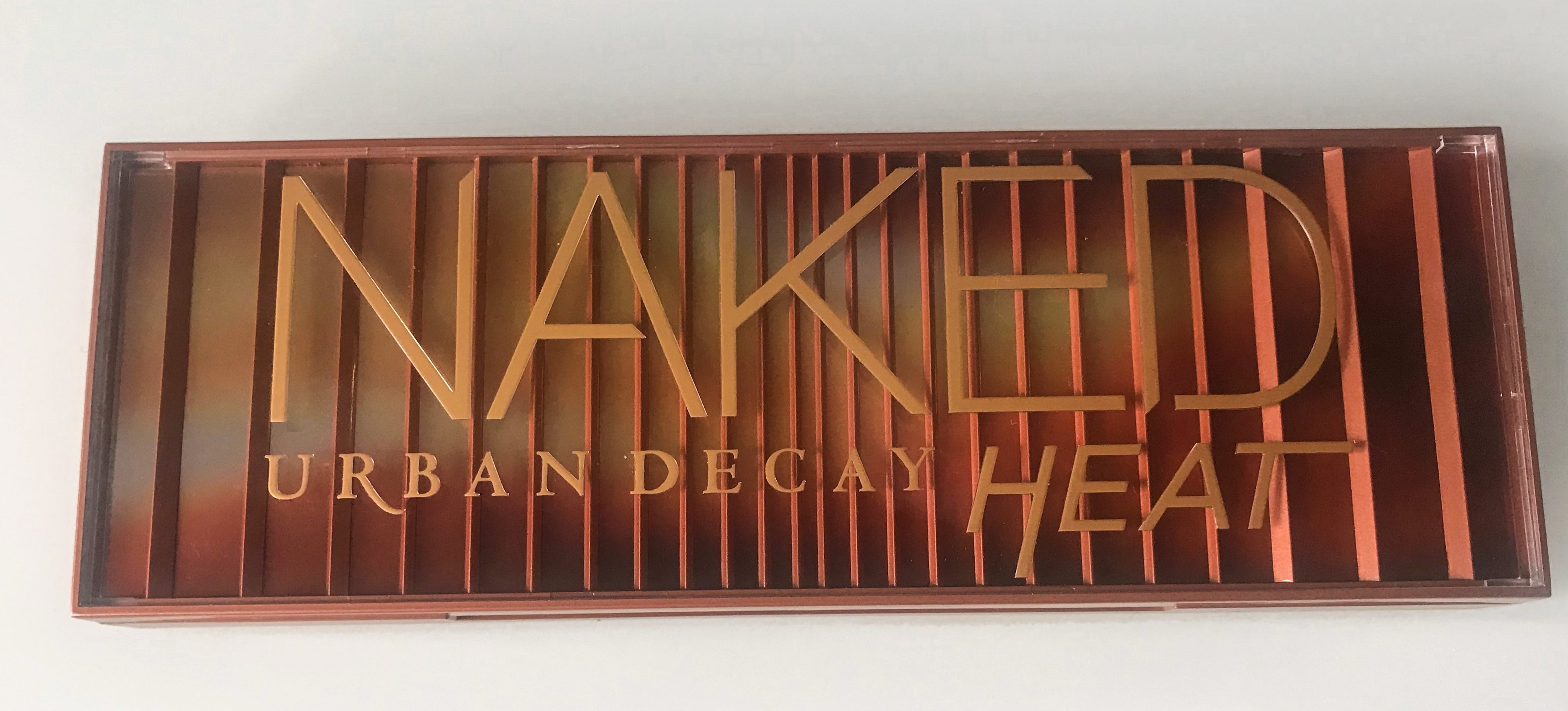 My first Urban Decay palette | The Naked Heat