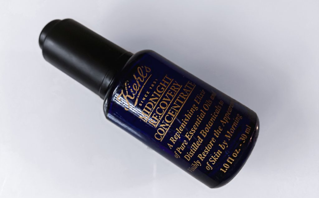 Kiehls midnight recover concentrate